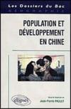 Population Et Developpement En Chine