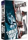 DVD & Blu-ray - Timber Falls + Butcher - La Légende De Victor Crowley