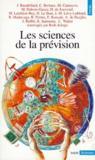 Les sciences de la prévision