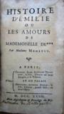 Histoire d'Emilie ou Les Amours de Mademoiselle de *** par Madame Meheust