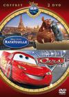 DVD & Blu-ray - Ratatouille + Cars