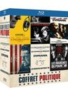 DVD &amp; Blu-ray - Coffret Politique - 5 Blu-Ray