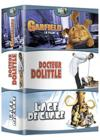 DVD & Blu-ray - Docteur Dolittle 2 + L'Age De Glace + Garfield - Le Film