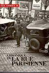 Chronique de la rue parisienne