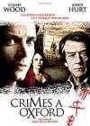 DVD & Blu-ray - Crimes À Oxford