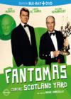 DVD & Blu-ray - Fantômas Contre Scotland Yard