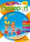 Passeport ; Du Ce2 Au Cm1 ; 7/8 Ans
