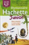 Livres - Dictionnaire Hachette junior ; CE/CM ; 8/11 ans