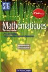 Sigma ; Mathématiques ; Terminale Stg Communication Et Gestion Des Ressources Humaines ; Ouvrage (2e Edition)