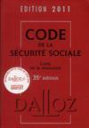 Code de la sécurité sociale ; code de la mutualité (édition 2011)