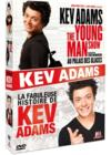 DVD & Blu-ray - Kev Adams - The Young Man Show Au Palais Des Glaces + La Fabuleuse Histoire De Kev Adams