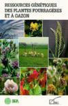 Ressources genetiques des plantes fourrageres et a gazon
