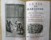 La Vie de Marianne, ou les Avantures de Madame la Comtesse D*** par Monsieur de Marivaux. Troisième Partie. Quatrième Partie.