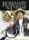 DVD &amp; Blu-ray - Rosemary &amp; Thyme - Saison 3
