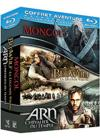 DVD &amp; Blu-ray - Aventure - Coffret 3 Films