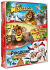 DVD &amp; Blu-ray - Madagascar - L'Intgrale (+ Les Pingouins De Madagascar)