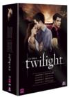 DVD &amp; Blu-ray - Twilight - Chapitre I : Fascination Chapitre Ii : Tentation Chapitre Iii : Hsitation Chapitre Iv : Rvlation, 1re Partie