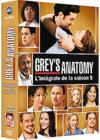 DVD &amp; Blu-ray - Grey'S Anatomy (A Coeur Ouvert) - Saison 5