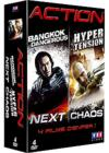 DVD & Blu-ray - Action - Coffret - Bangkok Dangerous + Hyper Tension + Next + Chaos