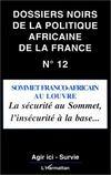 Sommet franco-africain au Louvre ; sécurité au sommet