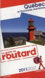 Livres - Qubec et provinces maritimes (ditions 2011/2012)
