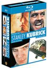 DVD &amp; Blu-ray - Stanley Kubrick - Coffret - Eyes Wide Shut + Shining + Orange Mcanique + Full Metal Jacket