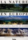 La Nature En Europe