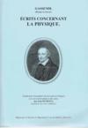 Écrits concernant la physique