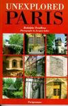 Livres - Unexplored Paris