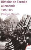 Histoire de l'armée allemande 1939-1945