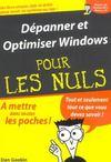 Depanner Et Optimiser Windows Xp Pour Les Nuls