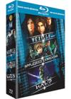 DVD & Blu-ray - Vexille + Appleseed Ex Machina + Halo Legends