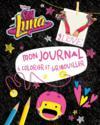 Luna ; Mon Journal A Colorier Et Gribouiller