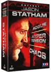 DVD &amp; Blu-ray - Coffret Jason Statham : Rogue ; Hypertension ; Chaos