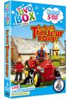 DVD & Blu-ray - Le Petit Tracteur Rouge : Best Of - Coffret 5 Dvd