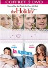 DVD &amp; Blu-ray - The Holiday + La Rupture