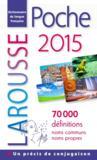 Livres - Dictionnaire Larousse de poche (édition 2015)