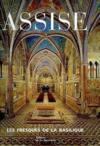 Assise. les fresques de la basilique