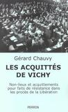 Les Acquittes De Vichy