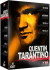 DVD & Blu-ray - Quentin Tarantino - Coffret - Pulp Fiction + Jackie Brown + Kill Bill Vol. 1 + 2