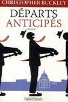 Departs Anticipes
