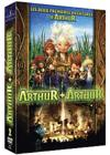 DVD &amp; Blu-ray - Arthur Et Les Minimoys + Arthur Et La Vengeance De Maltazard