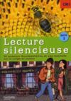 Livres - Lecture silencieuse ; CM1, série 2 ; pochette de l'élève