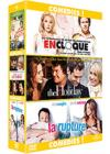 DVD &amp; Blu-ray - Comdies ! - Coffret - En Cloque, Mode D'Emploi + The Holiday + La Rupture