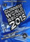Livres - Guinness world records 2015