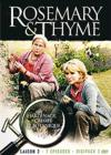 DVD &amp; Blu-ray - Rosemary &amp; Thyme - Saison 2