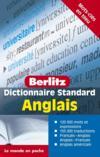 Dictionnaire standard Berlitz ; anglais