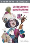 Livres - Le bourgeois gentilhomme