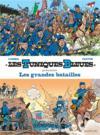 Livres - Les tuniques bleues présentent t.1 ; les grandes batailles