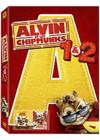 DVD &amp; Blu-ray - Alvin Et Les Chipmunks 1 &amp; 2
